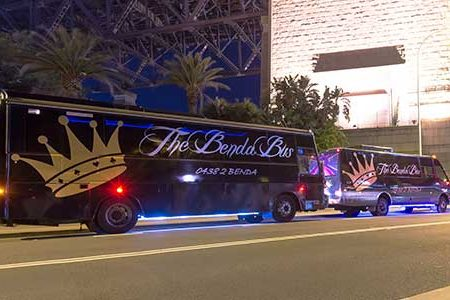 Finding an Eco-Friendly Party Bus